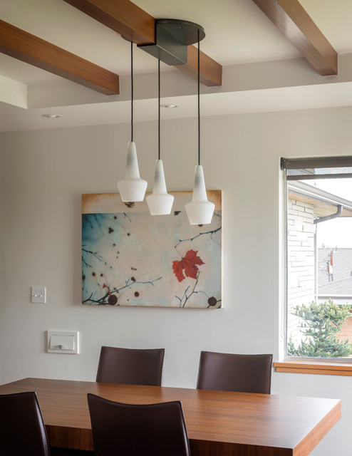 Dyna - Olympic Manor contemporary-dining-room
