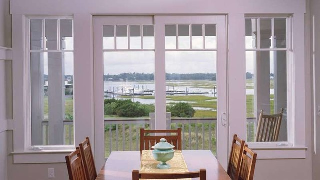 Eagle windows traditional dining room dc metro by for Eagle windows