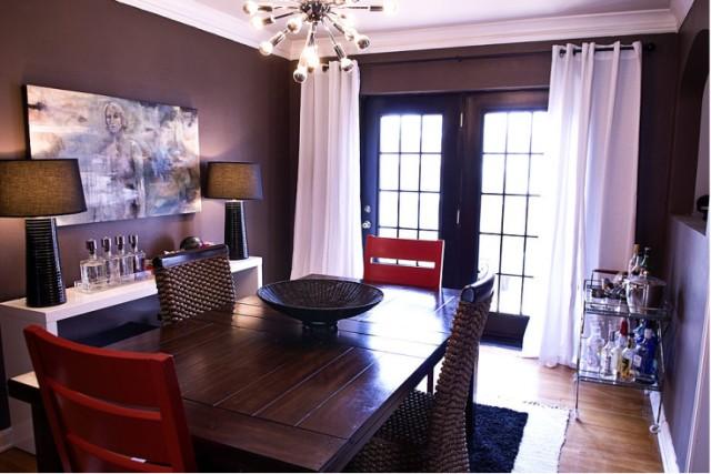 Eclectic Dining Room eclectic-dining-room