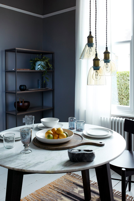 Eclectic Dining Room By French Connection Aw 17