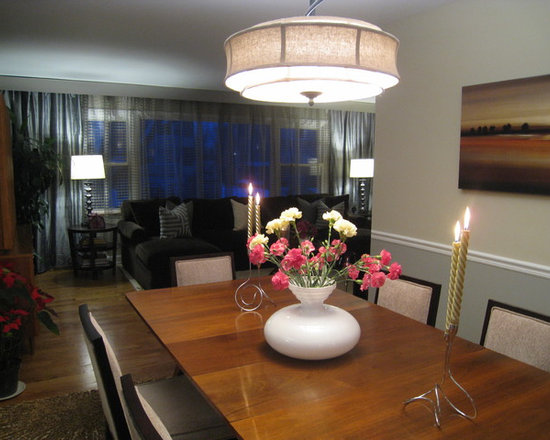 dining room chair rail home design ideas pictures remodel and decor. beautiful ideas. Home Design Ideas