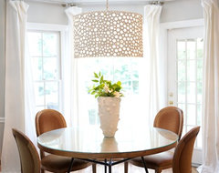 Heather Garrett eclectic dining room