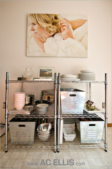 Organization eclectic-dining-room