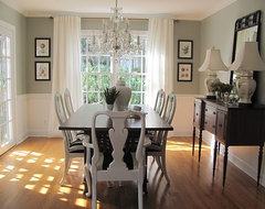 Eclectic Dining Room eclectic-dining-room