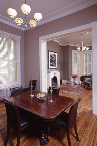 Eclectic Dining Room contemporary-dining-room