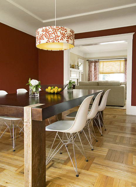 Niche Interiors: San Francisco Interior Design Services eclectic-dining-room