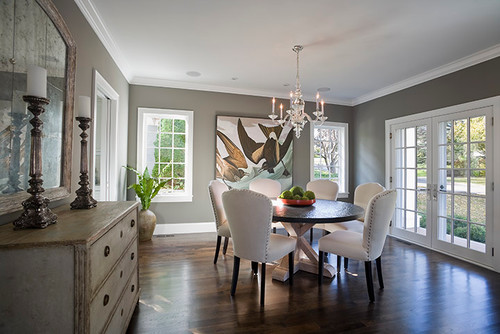 Traditional Dining Room By Champlin Architects Designers Jeffrey Lindgren