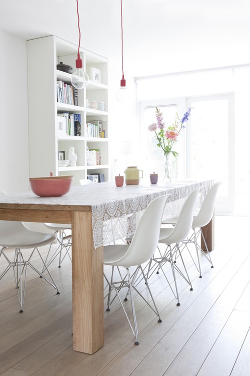 modern dining room Scandinavian Design: Keeping It Simple