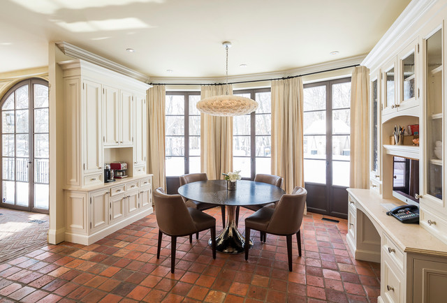 elegant dining room contemporary dining room toronto by cazan