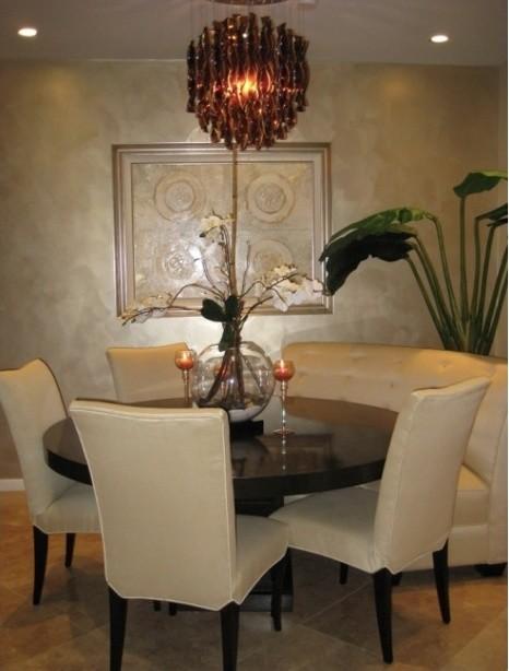 Elegant Dining modern-dining-room