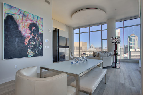 Elegant Downtown Condo