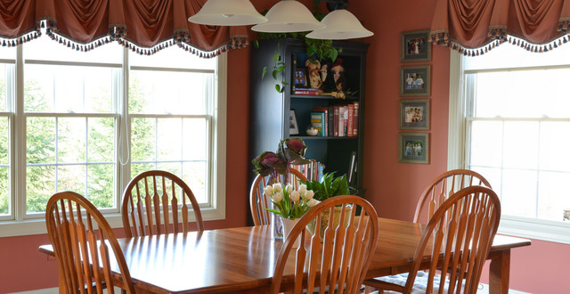 Project A traditional-dining-room