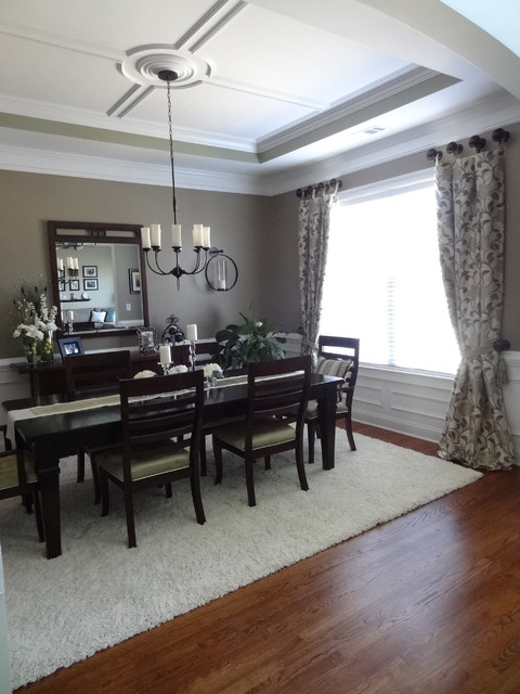 Elegant Formal Dining Room - Traditional - Dining Room ...