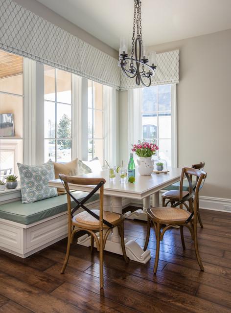 Elegant Provence House Transitional Dining Room Jacksonville By Lisa Gielincki Interior Design