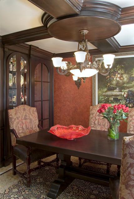Elegant Townhouse renovation, Philadelphia, Pennsylvania traditional-dining-room