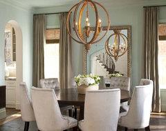 Ellen Grasso Inc transitional-dining-room