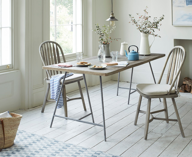 elmsman kitchen table  country  dining room  london