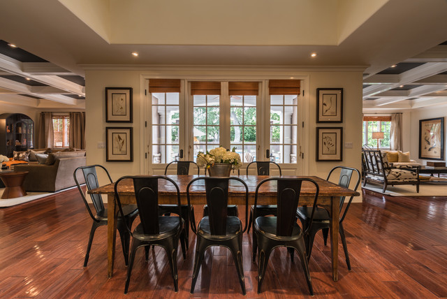 Encino ca transitional dining room san diego by