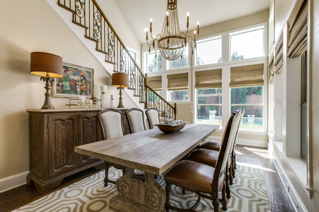 Engleman updated for Update traditional dining room