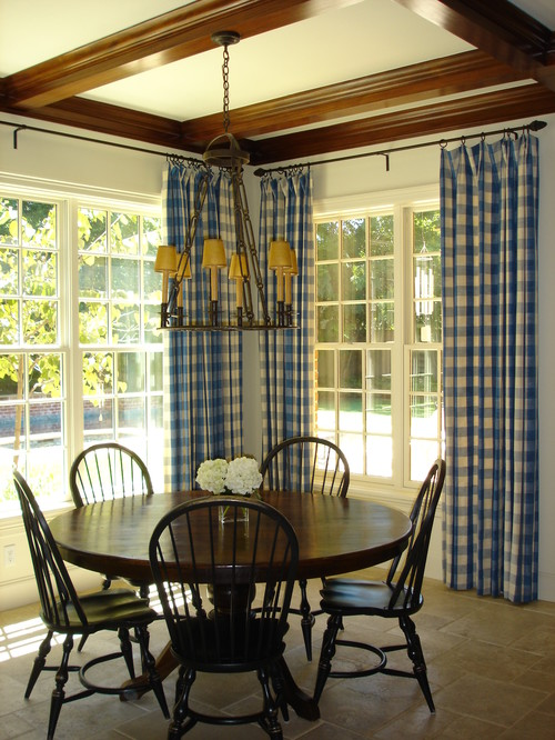 Love The Blue Buffalo Check Curtains, Where Did You Find The Fabric?