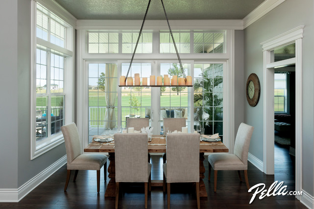 Enjoy EncompassR Single Hung Windows PellaR 350 SeriesR Sliding Patio Doors