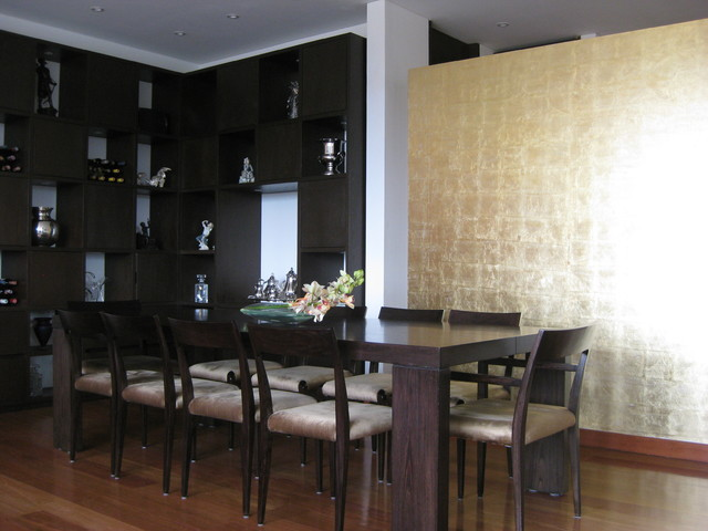 Enlace Interiors contemporary-dining-room
