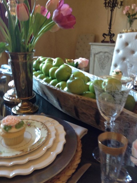 Entertaining eclectic