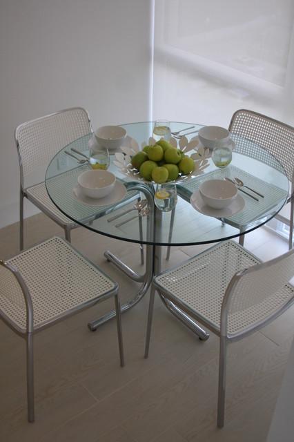 EOLO DESIGN by Sandra Diaz - Contemporary Beach Retreat contemporary-dining-room