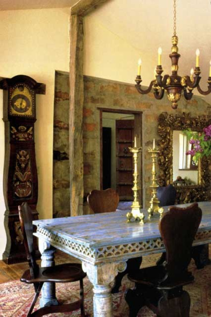 Eron Johnson Antiques traditional-dining-room
