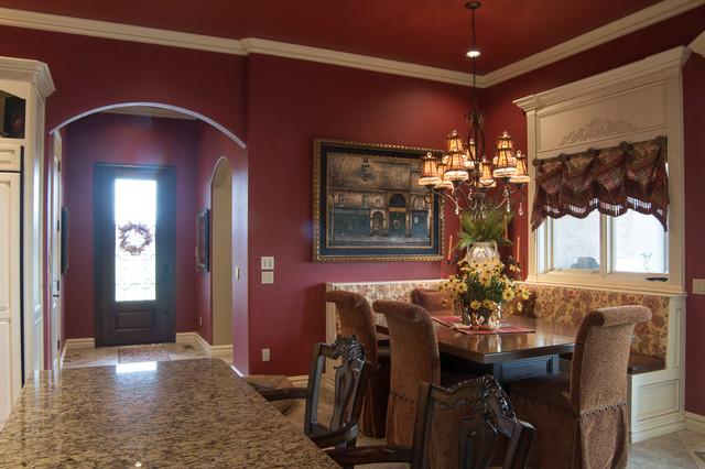 Esperanza Home traditional-dining-room