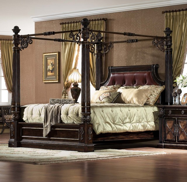 Bedroom Furniture Canopy Bed