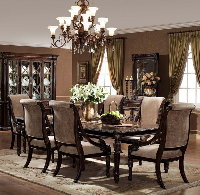 Essex Dining Set traditional-dining-room