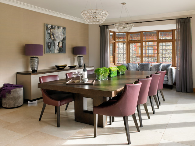 Example photos for Dining room examples
