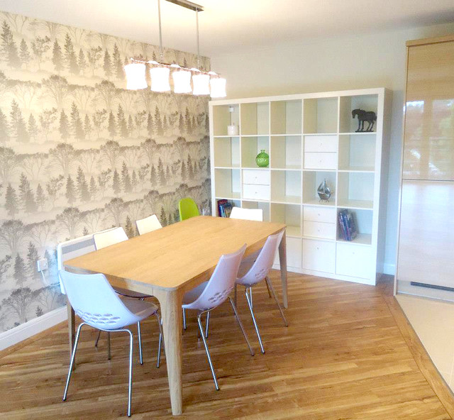 Examples of work contemporary dining room other by for Dining room examples