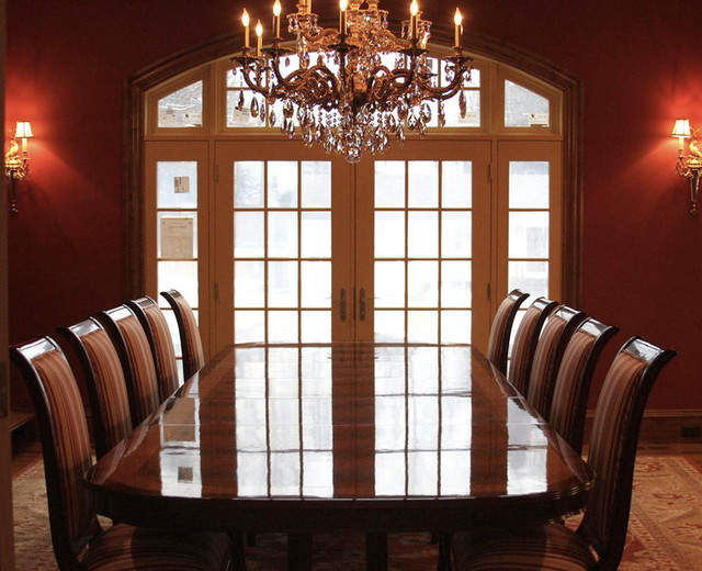 12 foot dining room tables