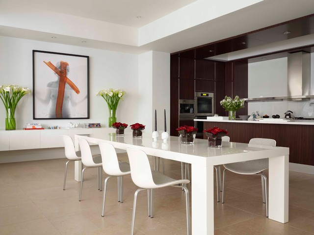 Fabulous Flat   Contemporary   Dining Room   New York   By West Chin  Architects U0026 Interior Designers