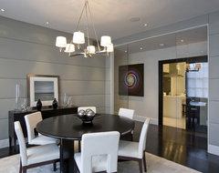Fabulous Interior Designs, LLC contemporary-dining-room