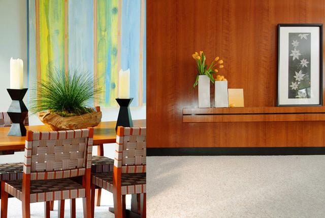 Faiella Design by Anastasia Faiella contemporary-dining-room