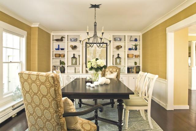 Fair Winds beach-style-dining-room