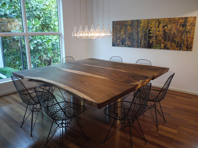 Fairview modern dining room