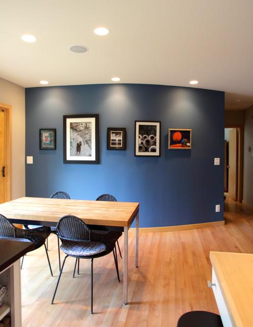 Falstone Ave.  Residence modern-dining-room