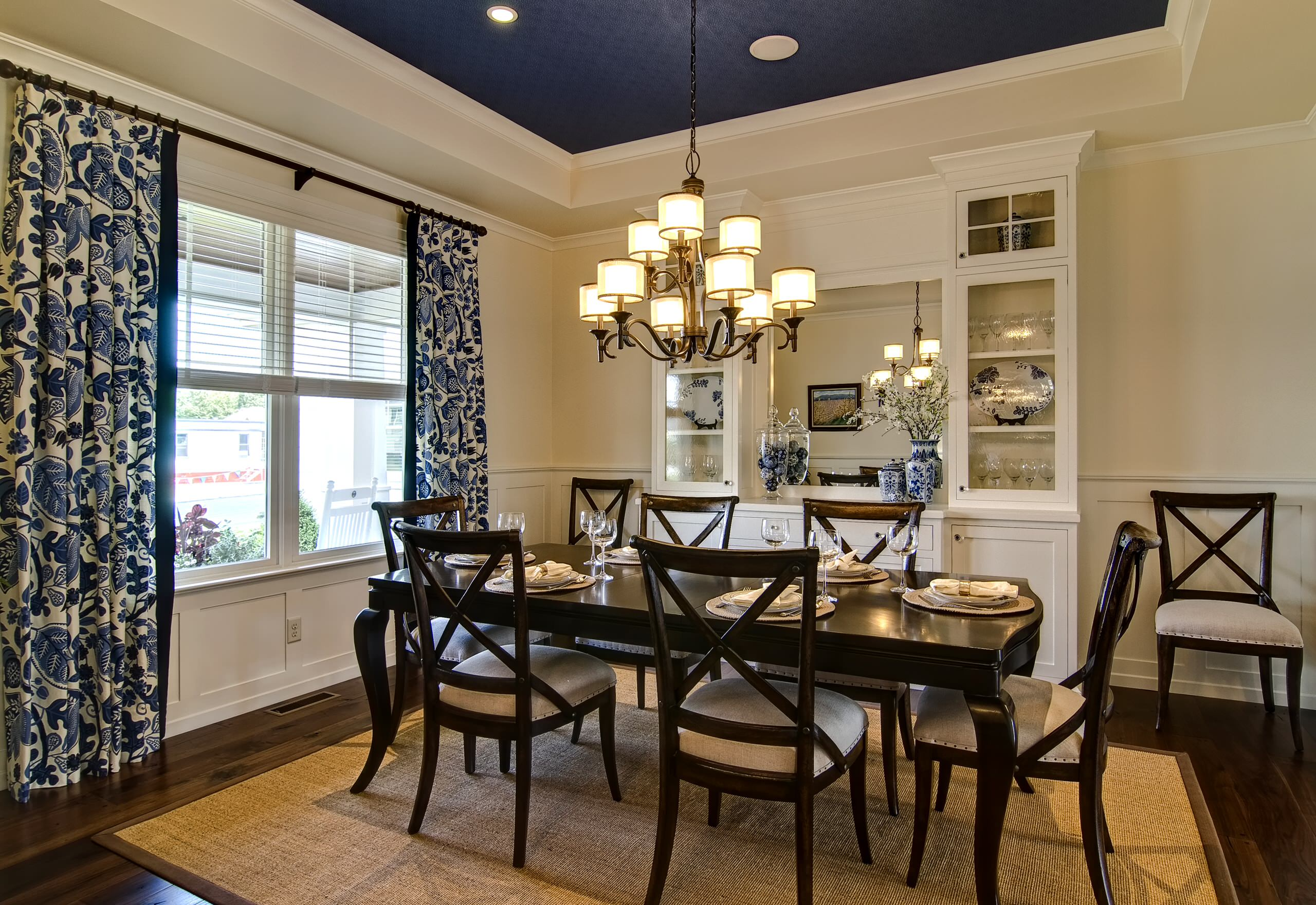 Vaulted Tray Ceiling Houzz