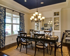 Farinelli Construction Inc traditional dining room