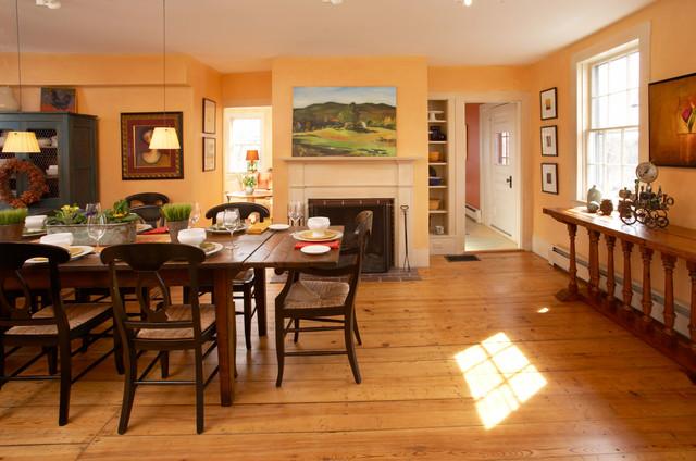 Farm House farmhouse-dining-room