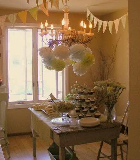 Farmhouse Dining Room eclectic-dining-room