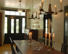Historic House farmhouse dining room