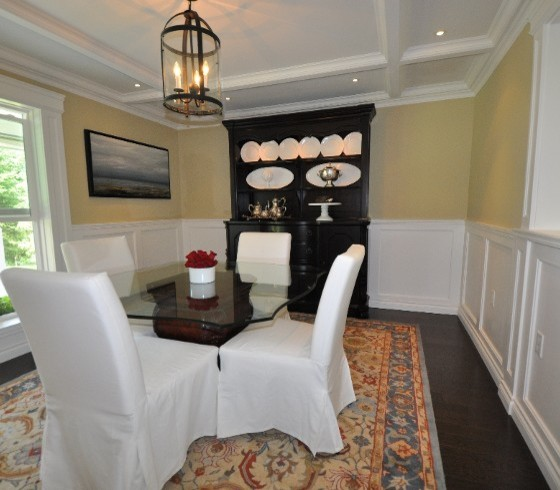 Farmhouse Reno Traditional Dining Room Vancouver By Profile Supply