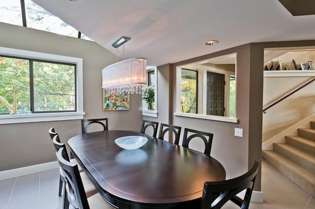 Farran Residence contemporary-dining-room