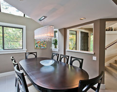 Farran Residence contemporary dining room