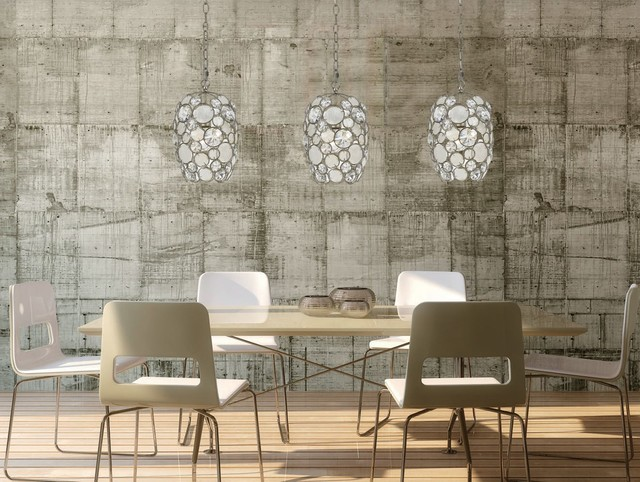 fashionable soft contemporary and modern lighting contemporary dining room - Dining Room Lighting Contemporary